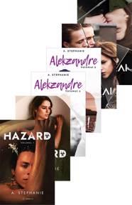 Pachet Alekzandre+Malakai+Hazard