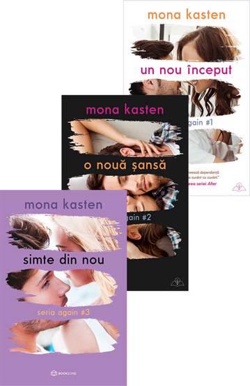 Pachet Mona Kasten - 3 cărți