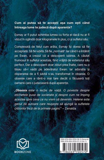 Pachet Obsesia - 2 volume