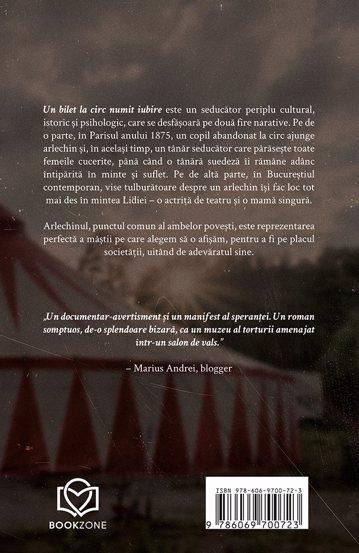 Un bilet la circ numit iubire