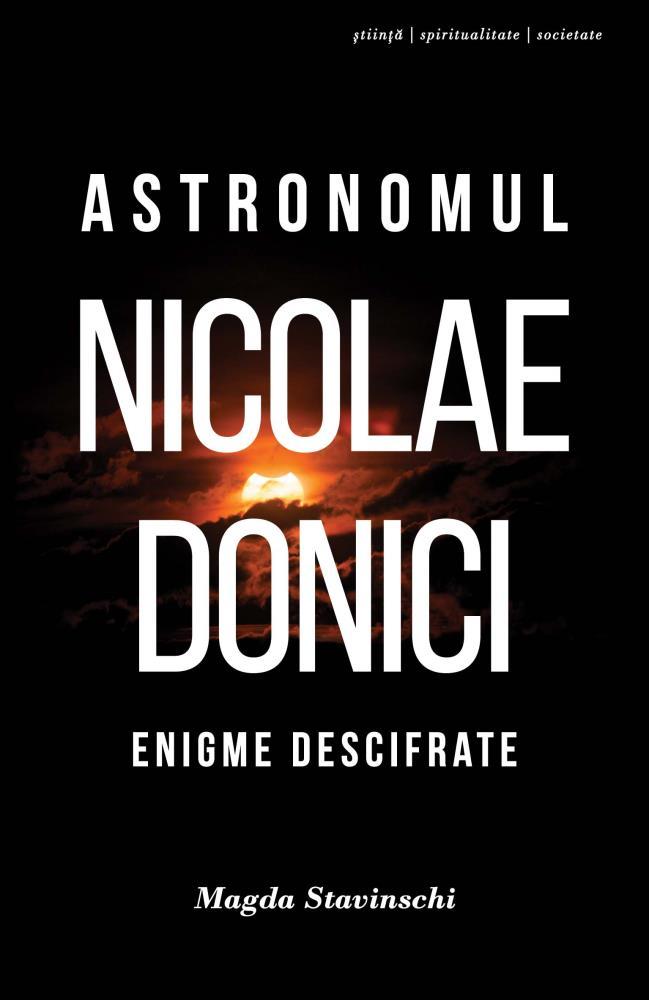 Astronomul Nicolae Donici