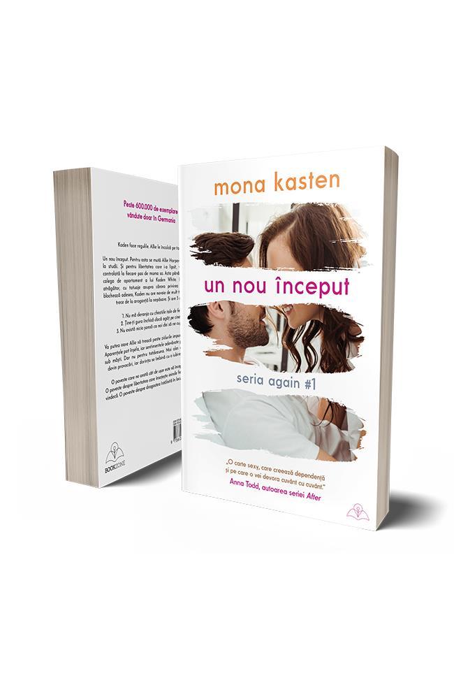 Pachet Mona Kasten - Seria Again