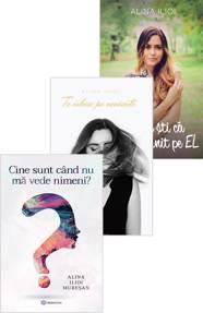 Pachet Alina Ilioi - 3 cărți