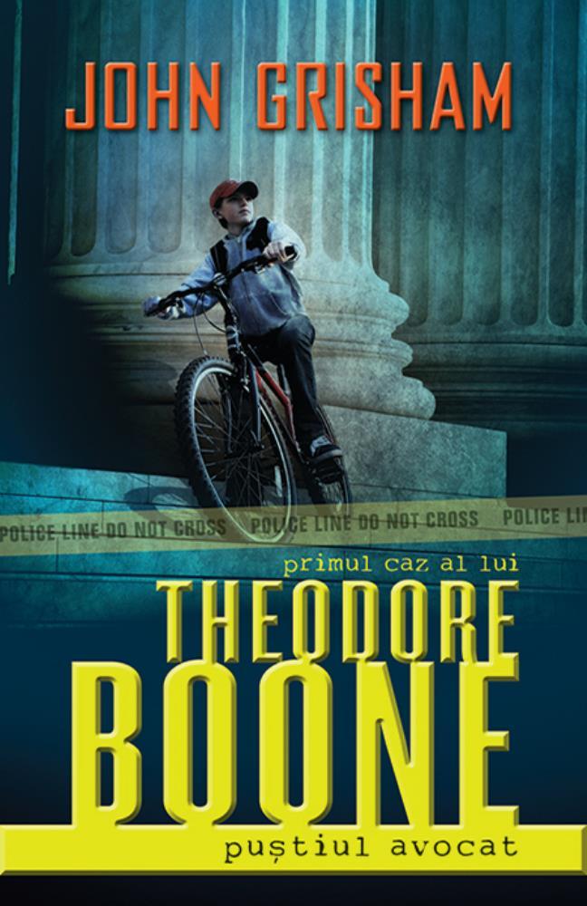 Primul caz al lui Theodore Boone, puștiul avocat