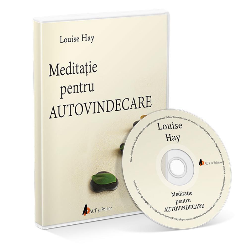 Meditaţie pentru autovindecare, Ediția a II-a - Audiobook