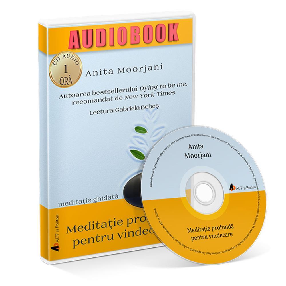 Meditaţie profundă pentru vindecare - Audiobook