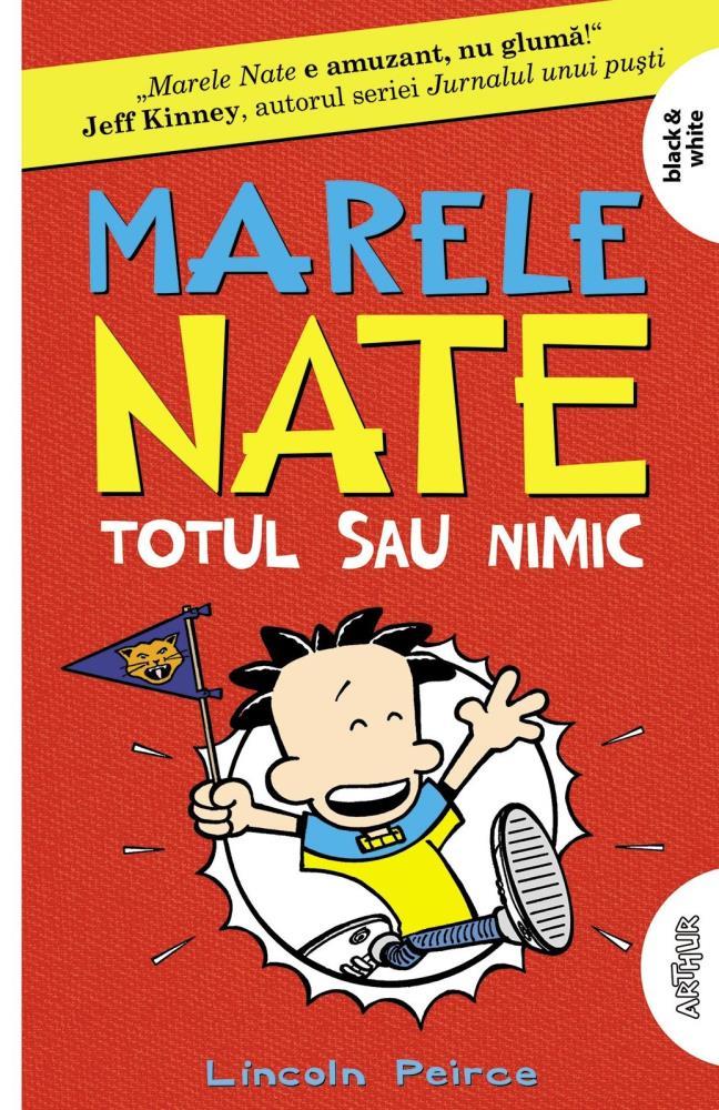 Marele Nate Vol. 4. Totul sau nimic