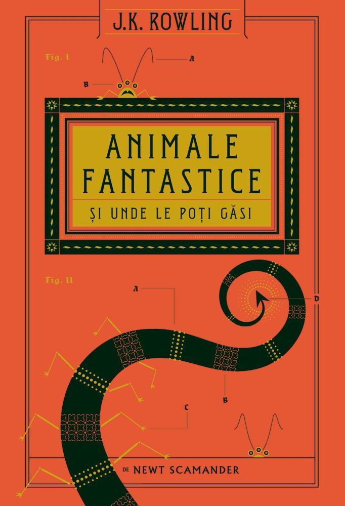 Universul Harry Potter: Animale fantastice și unde le poți găsi